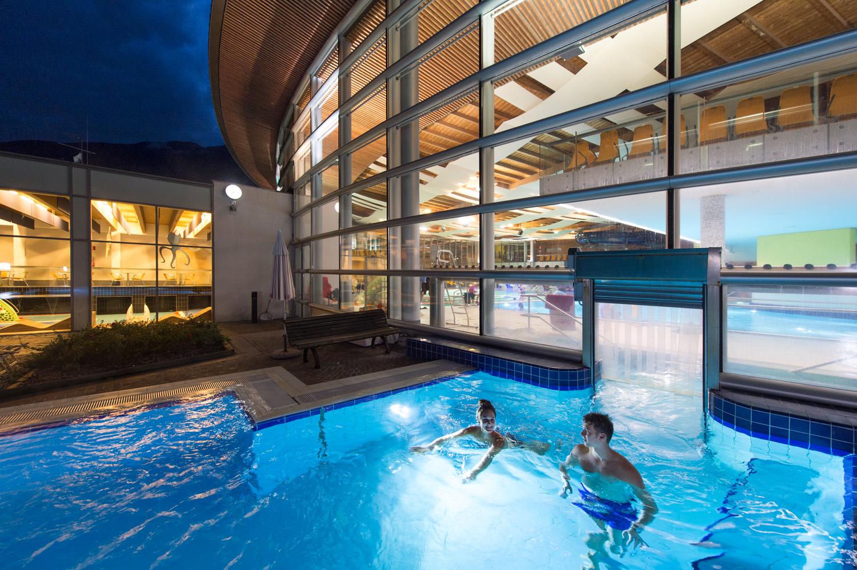 Acquarena indoor pools - Piscina bressanone prezzi ...